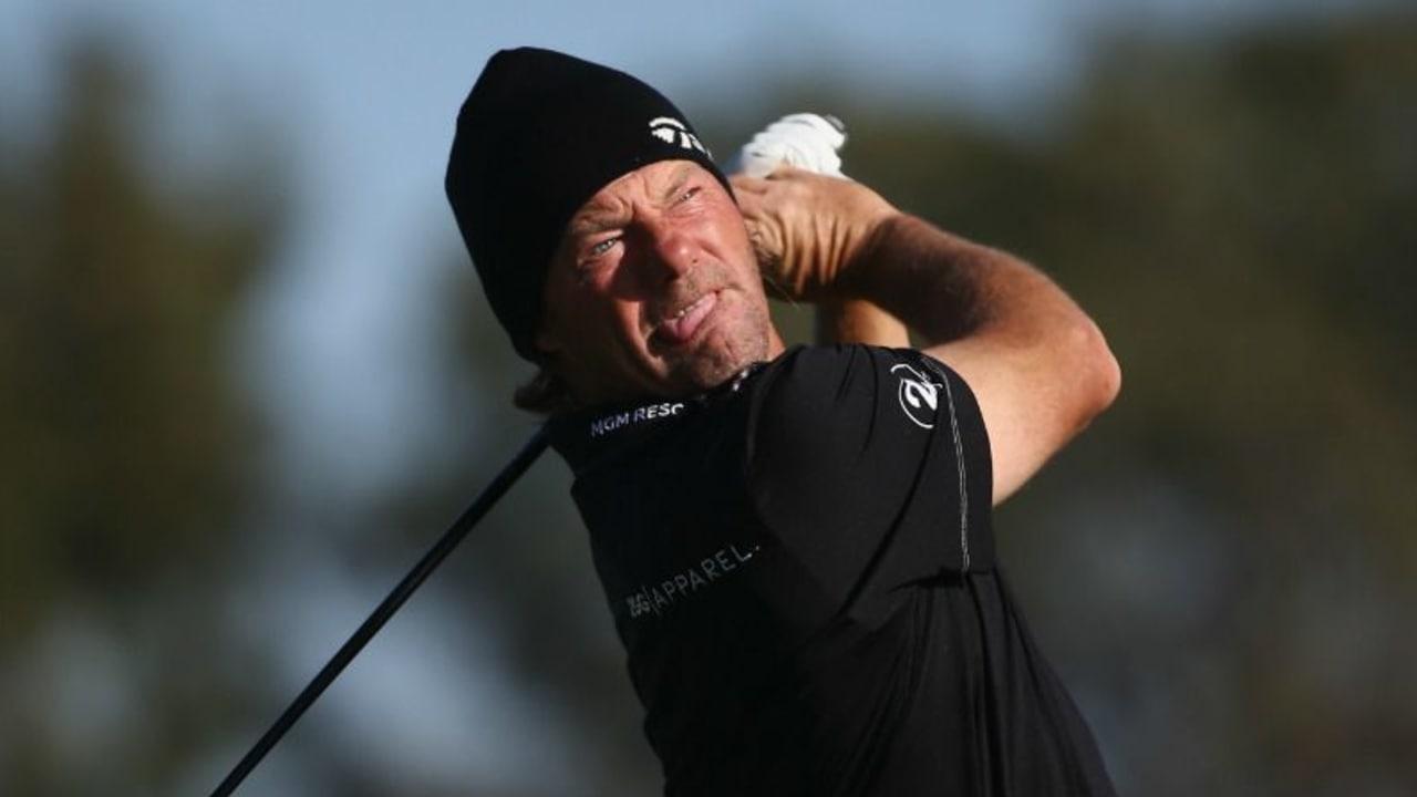Alex Cejka schießt sich auf der PGA Tour mit einem Ass ins Wochenende. (Foto: Getty)