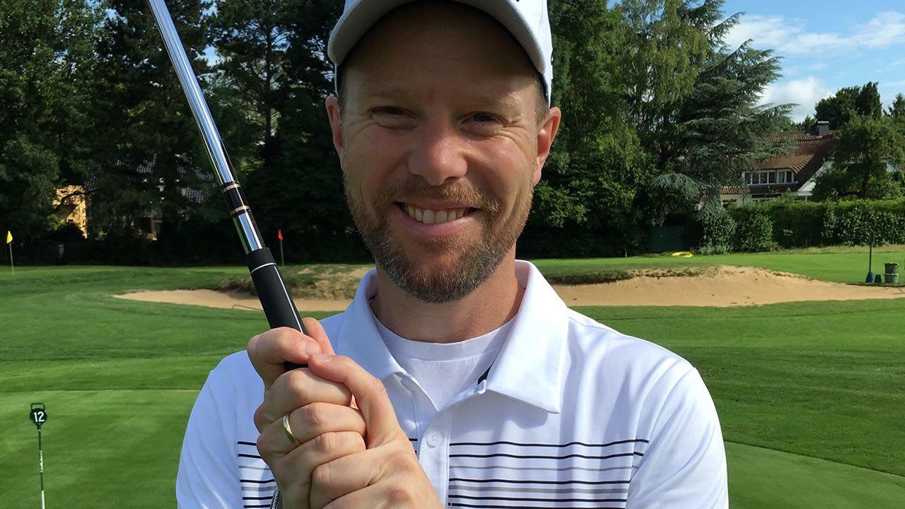Der richtige Puttgriff ist nicht leicht zu finden. Fabian Bünkers Golftraining hilft dabei. (Bild: Fabian Bünker)