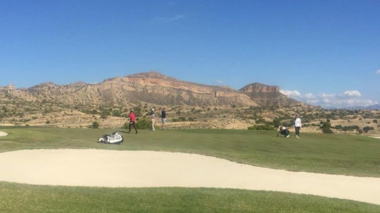 Die Second Stage der European Tour Qualifying School wird in Spanien ausgetragen.(Foto: Twitter.com/@ETQSchool)