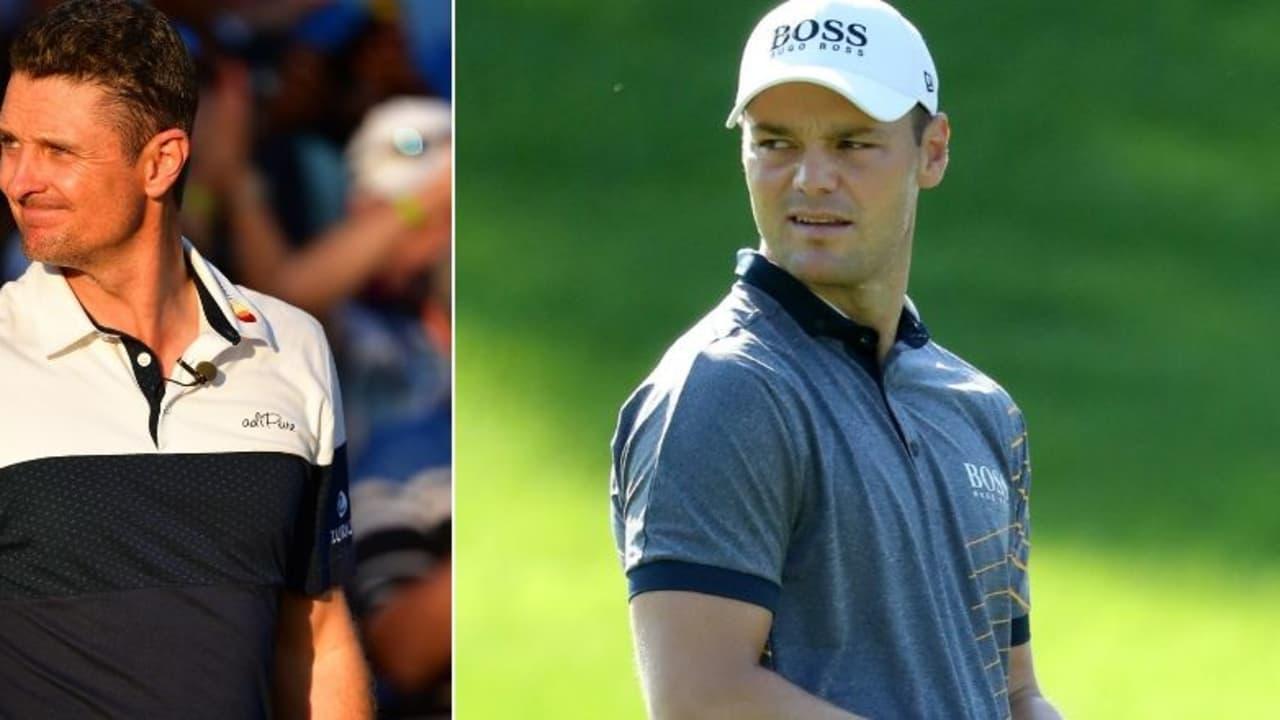 Justin Rose ist die neue Nummer 1 der Golf Weltrangliste, Martin Kaymer liegt auf der European Tour aussichtsreich in Position. (Foto: Getty)