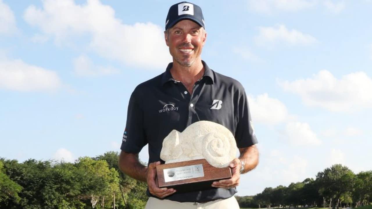 Nach vier Jahren wieder ein Sieg für Matt Kuchar auf der PGA Tour. (Foto: Getty)