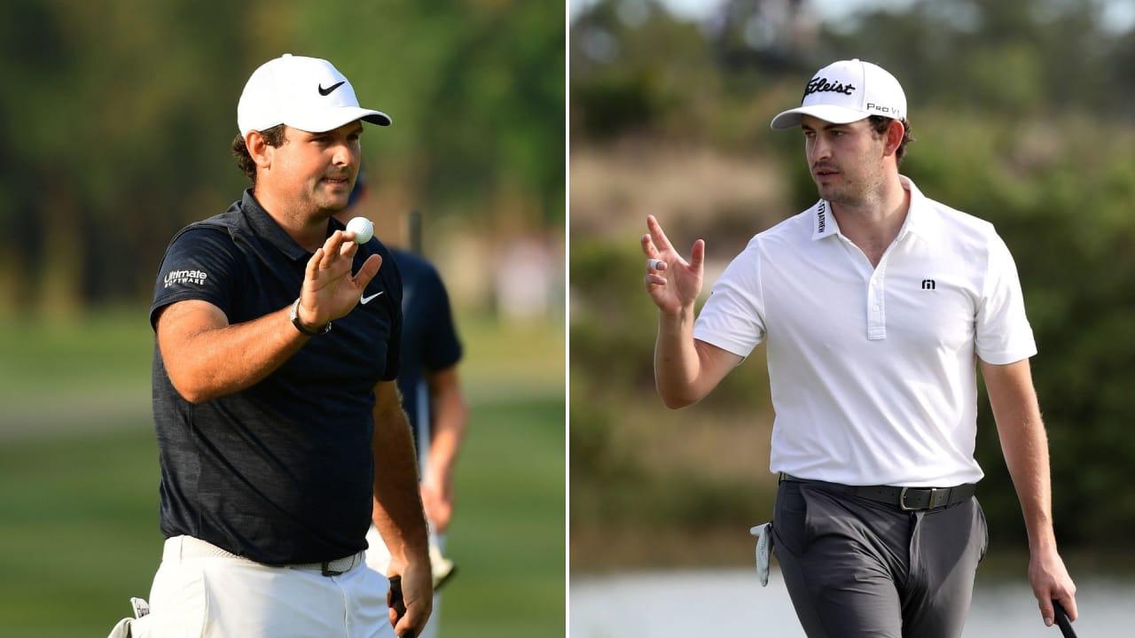 Zweimal Patrick: Reed und Cantlay führen nach Tag 1 auf der PGA Tour. (Foto: Getty)