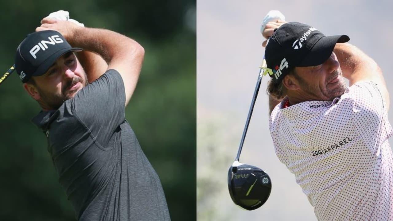 Bei Stephan Jäger und Alex Cejka ist auf der PGA Tour noch viel Luft nach oben. (Foto: Getty)