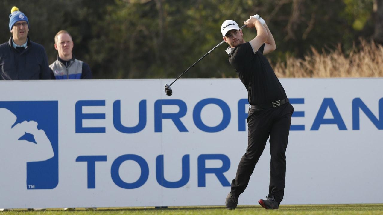 Max Schmitt ist auf dem Weg zu seiner besten Platzierung auf der European Tour. (Foto: Getty)