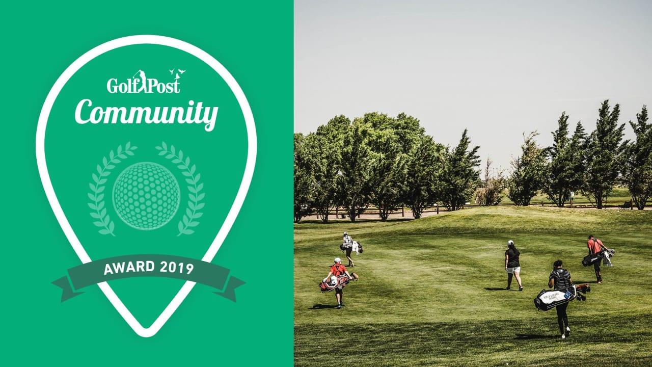 Golfpost Community Award