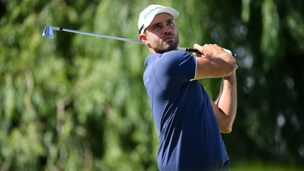 Bernd Ritthammer präsentiert sich auf der European Tour in Südafrika richtig stark. (Foto: Getty)