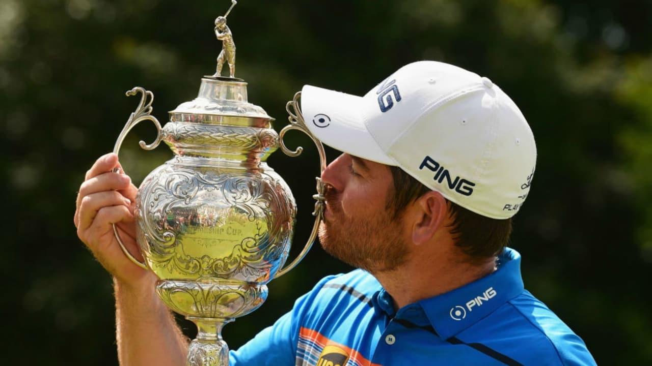 Louis Oosthuizen dominiert das Feld der South African Open und sichert sich den Titel. (Foto: Getty)
