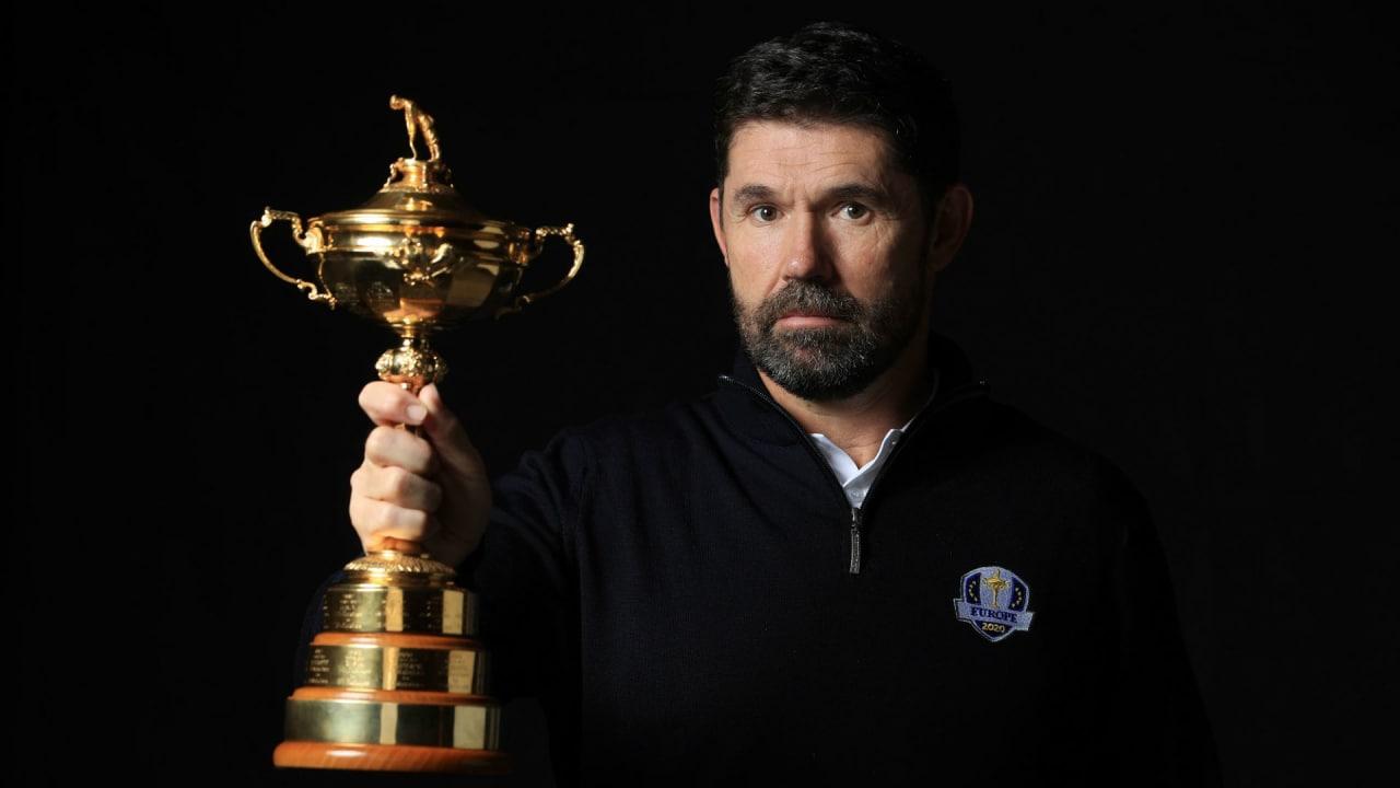 So reagieren die Profis auf den neuen Ryder Cup Kapitän Padraig Harrington. (Foto: Getty)