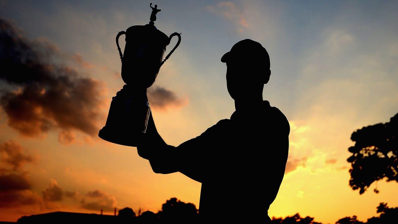 Die US Open Golf findet jedes Jahr im Juni statt. (Foto: Getty)