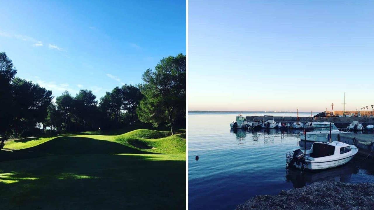 Strahlender Sonnenschein und traumhafte Golfplätze warten auch im Winter auf Mallorca. (Foto: Golf Post)