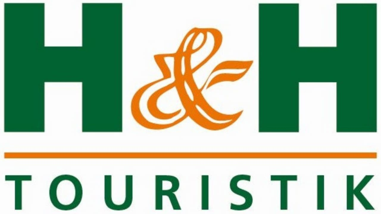 Das Logo des Reiseveranstalters H&H Touristik. (Foto: H&H Touristik)