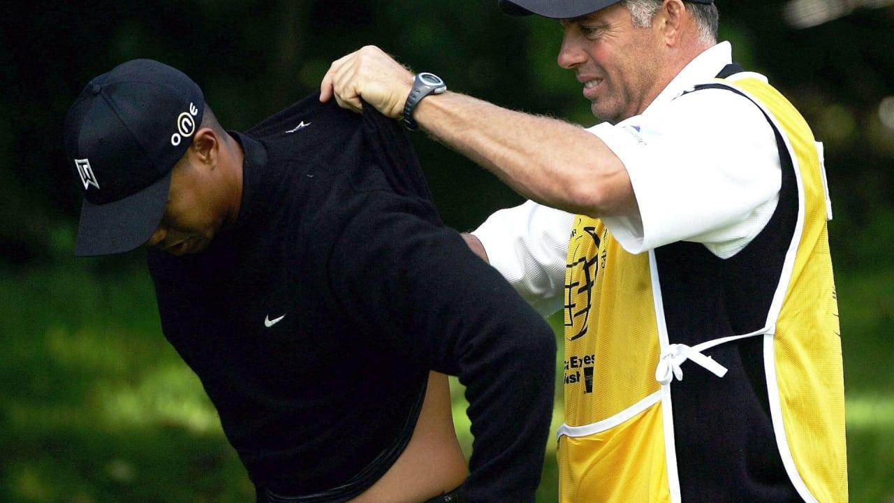 Tiger Woods ist bekannt für seine jahrelangen Rückenprobleme. (Foto: Getty)