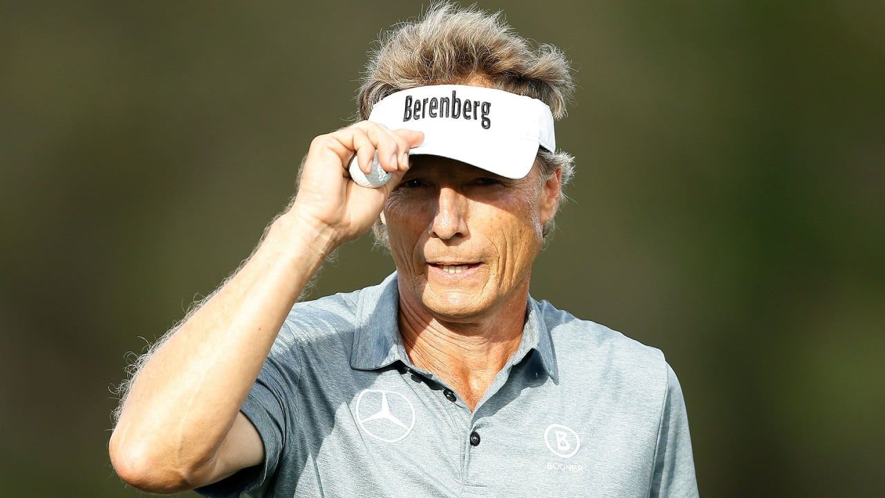 Bernhard Langer kommt für die Winston Senior Open 2019 nach Deutschland. (Foto: Getty)
