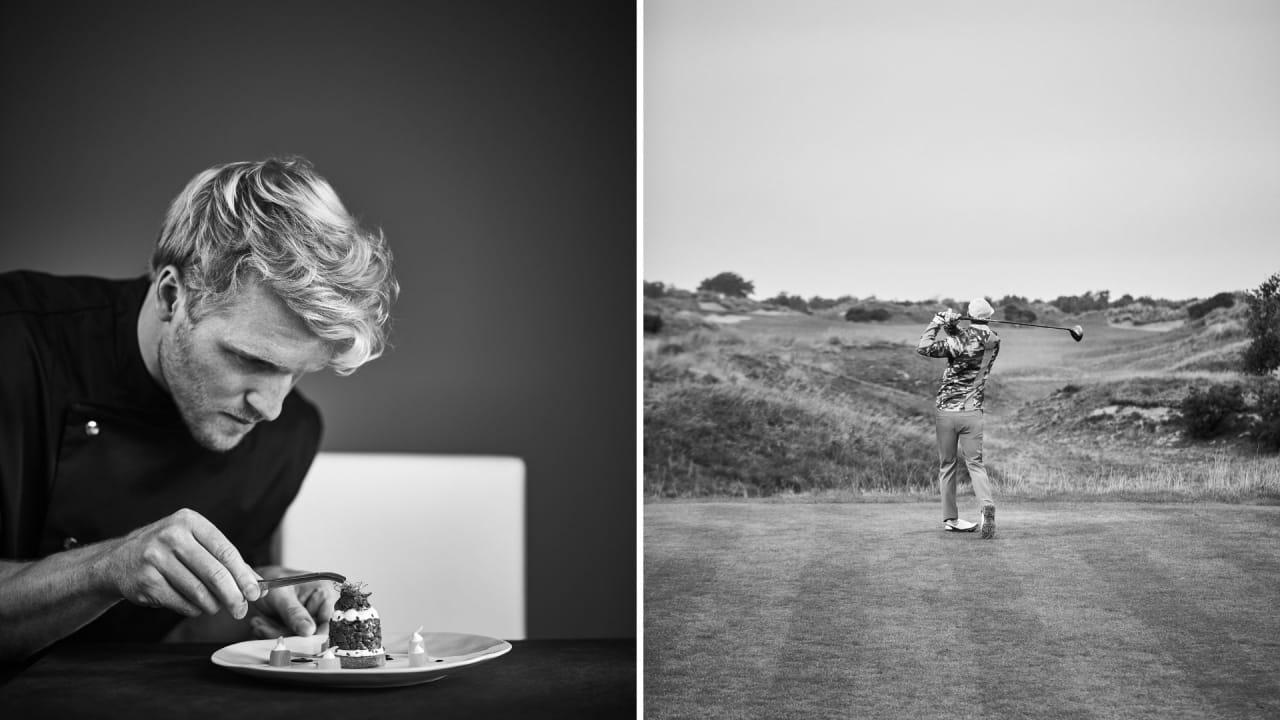 Ecco Golf - die dänischen Golfschuhexperten fahren groß auf. (Foto: Ecco)