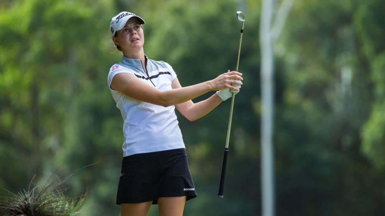 Esther Heneleit wird bei der Canberra Classic der Ladies European Tour starke Achte. (Foto: Flickr.com/LadiesEuropeanTour)