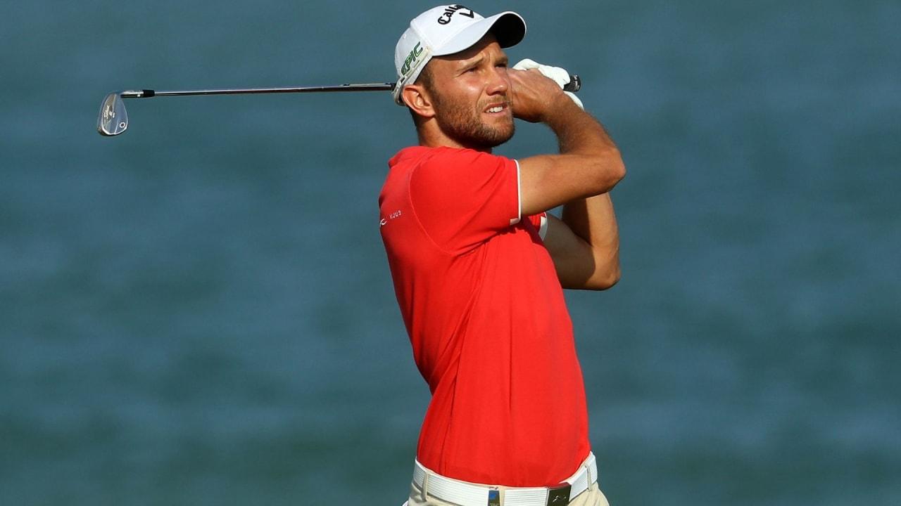 Max Kieffer spricht im Interview mit Golf Post über seinen zweiten Platz bei der Oman Open. (Foto: Getty)