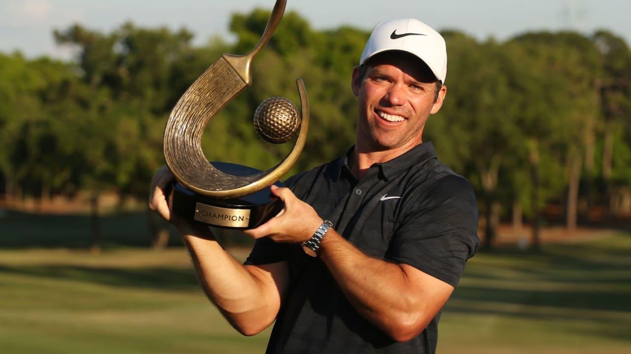 Paul Casey gewinnt nach 2018 erneut die Valspar Championship auf der PGA Tour. (Foto: Getty)