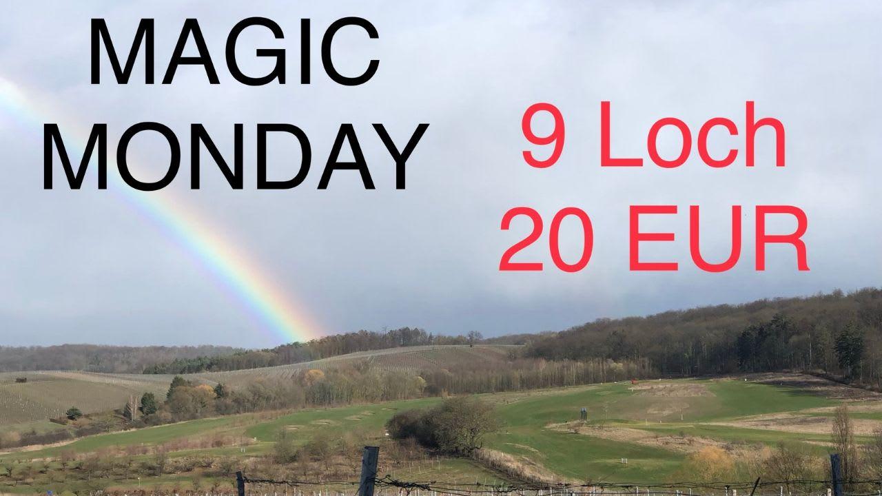 Magisch! Im Public Golf Talheimer Hof avanciert der Montag zum Spartag und lockt mit Wahnsinns Angebotspreisen. (Bildquelle: Public Golf Talheimer Hof)