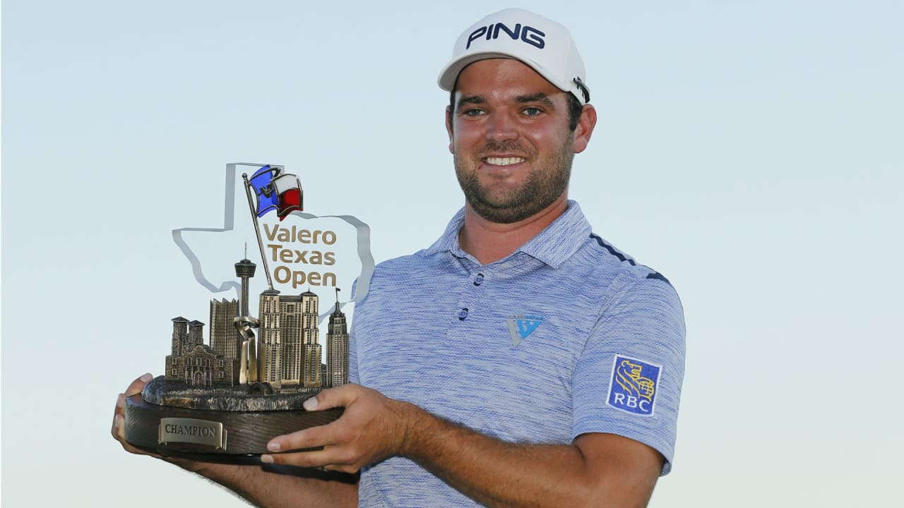 Corey Conners gewinnt die Valero Texas Open 2019 der PGA Tour. (Foto: Getty)