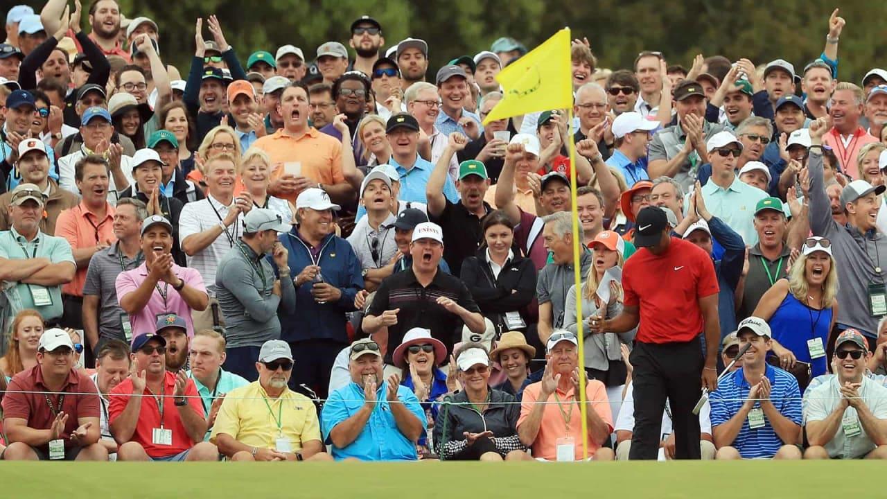 Das großartige Finale des US Masters 2019 Schlag für Schlag zum Nachlesen. (Foto: Getty)