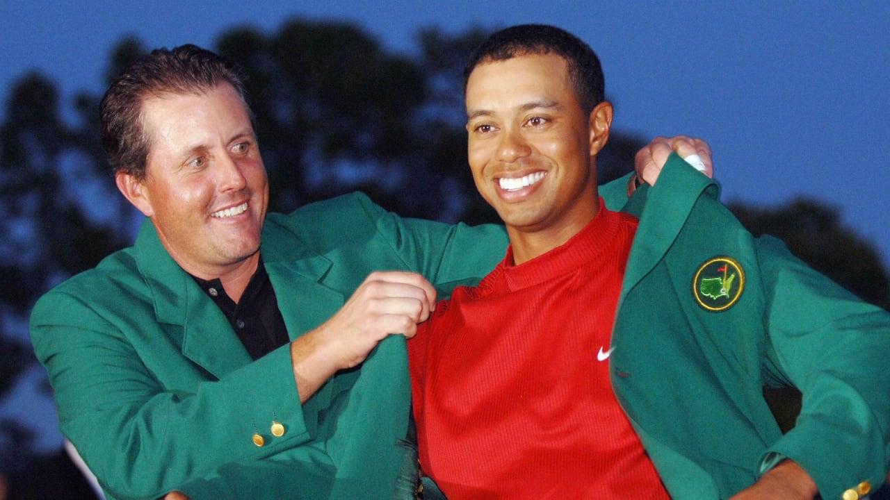 Tiger Woods führt die Karriere-Geldrangliste der PGA Tour an. (Foto: Getty)