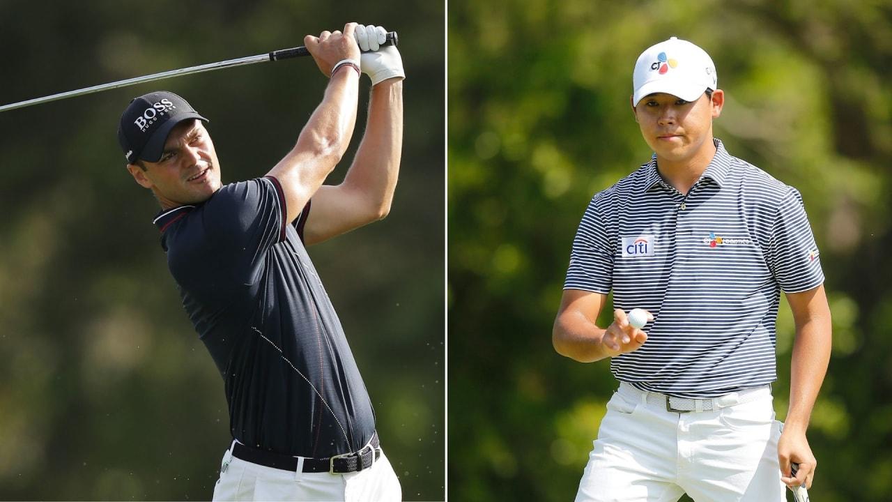 Während Martin Kaymer knapp den Cut schafft, baut Si Woo Kim seine Führung auf der PGA Tour aus. (Foto: Getty)