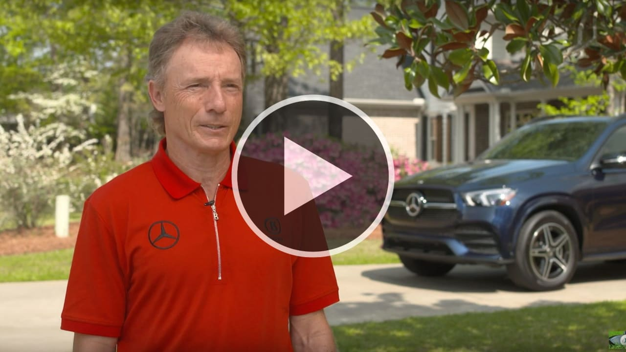 Bernhard Langer im Interview vor dem US Masters 2019. (Foto: YouTube/Golf Post)