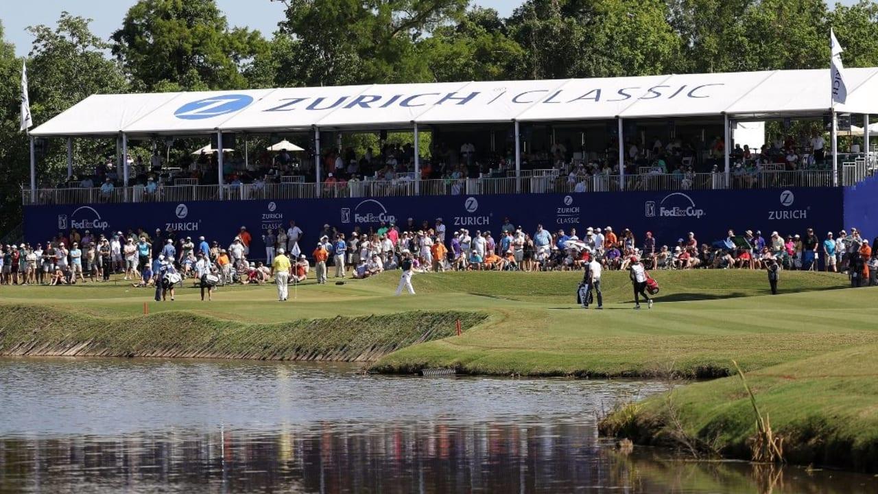 Die Spieler der PGA Tour treten in Missouri in Teams an (Foto: Getty)