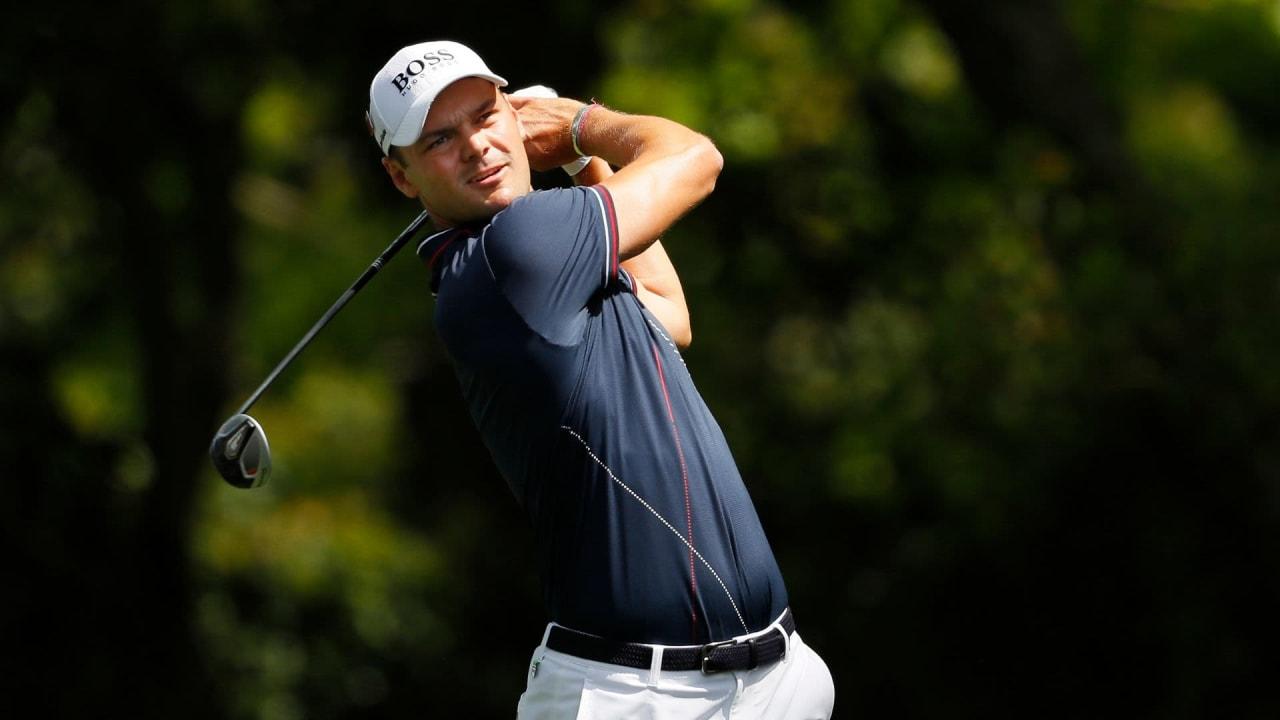 Martin Kaymer bringt sich auf der PGA Tour mit einer starken zweiten Runde in Position. (Foto: Getty)