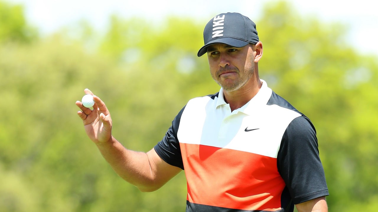 Brooks Koepka bei der PGA Championship 2019. (Foto: Getty)