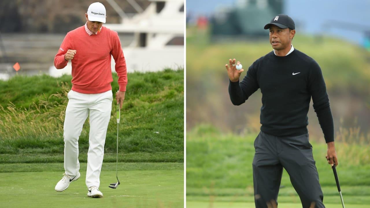 Zum Auftakt der US Open 2019 zeigten die Profis starkes Golf auf dem Pebble Beach Golf Links. (Foto: Getty)