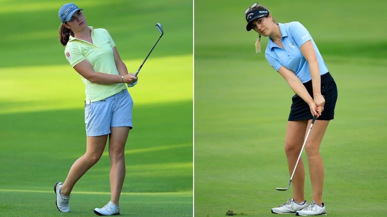Isi Gabsa und Sandra Gal sind beim Finale der Walmart NW Arkansas Championship auf der LPGA Tour dabei. (Foto: Getty)