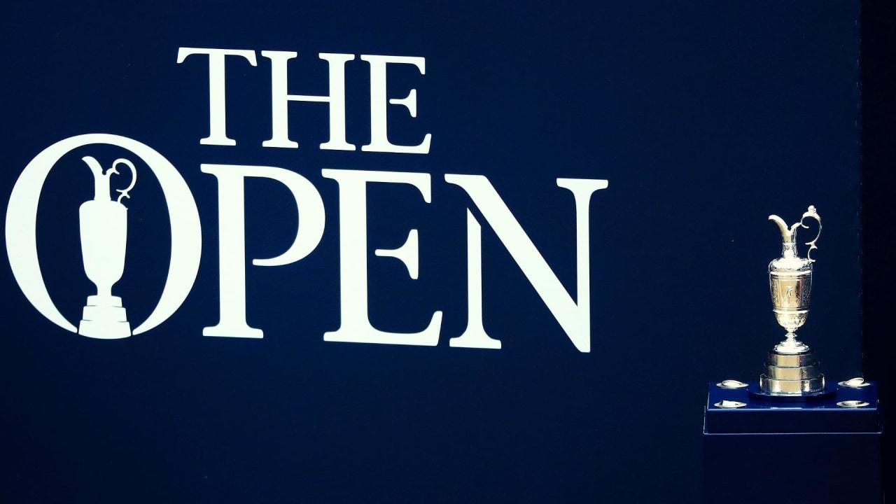 Bei der British Open geht es neben dieser Trophäe noch um einen Haufen Geld. (Foto: Getty)