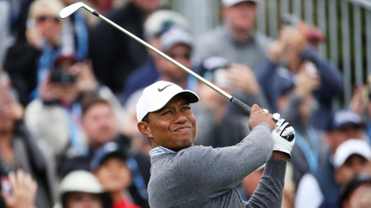 Tiger Woods erlebte am Moving Day der US Open 2019 ein Wechselbad der Gefühle. (Foto: Getty)