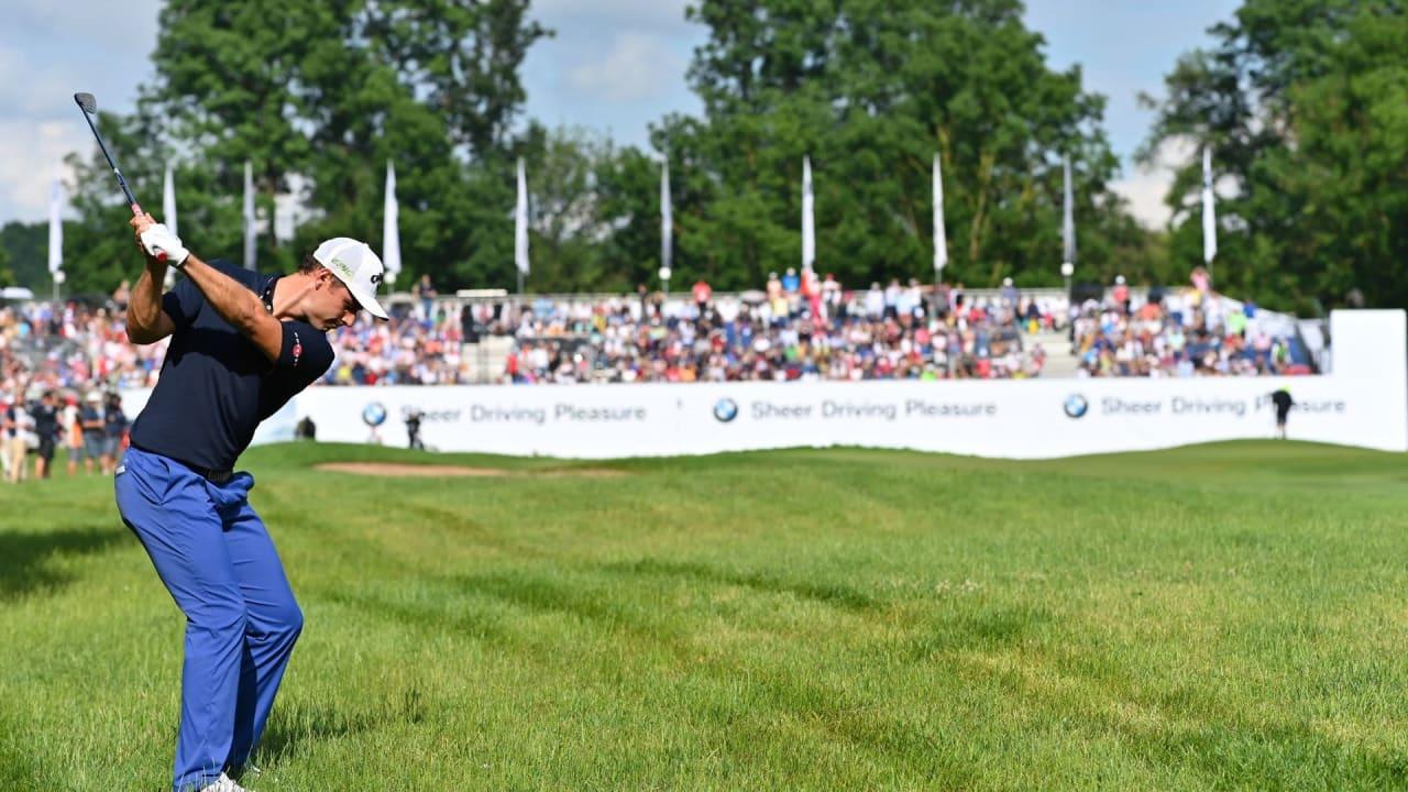 Andrea Pavan siegt bei der BMW International Open 2019 der European Tour mit Callaway. Der Blick ins Bag. (Foto: Getty)