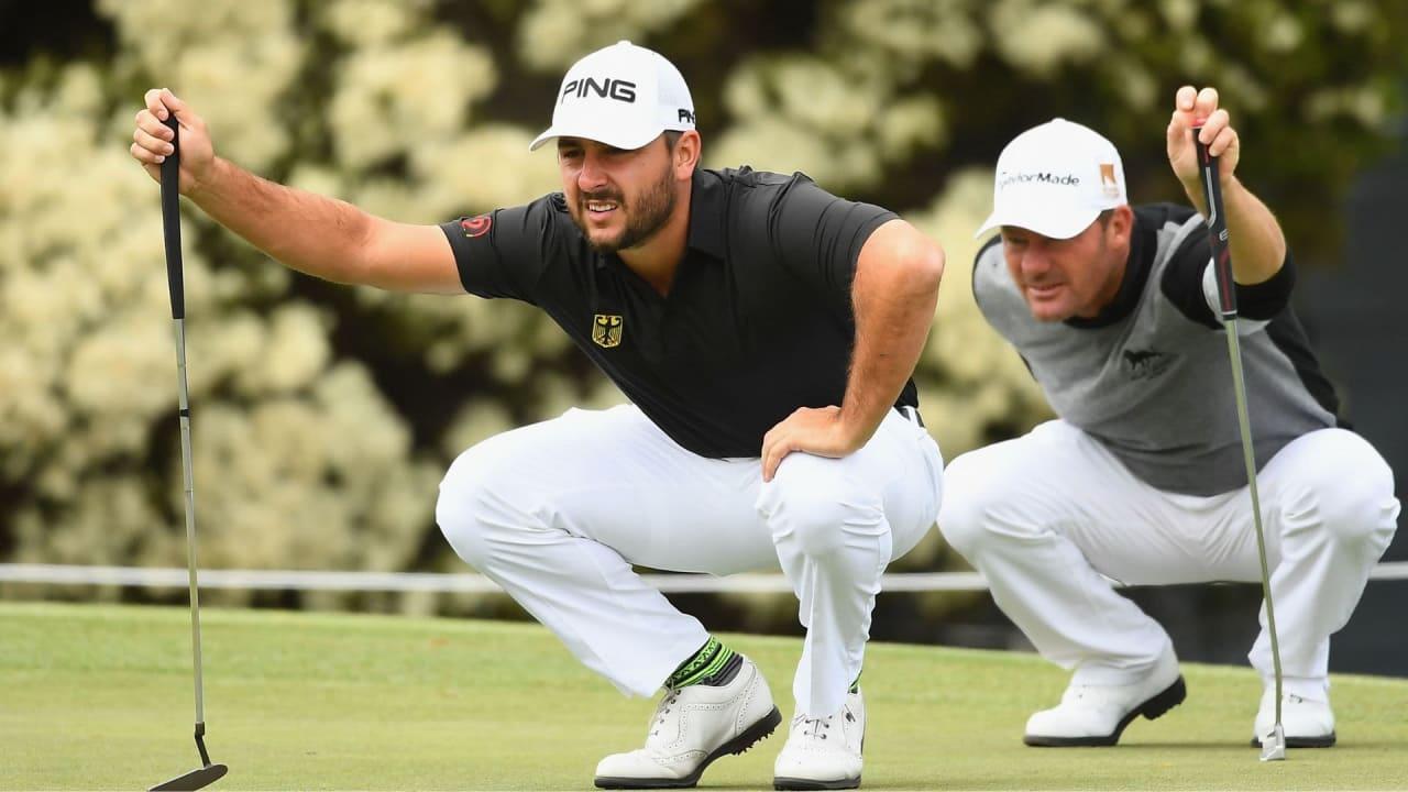 Stephan Jäger und Alex Cejka treten in dieser Woche auf der PGA Tour an. (Foto: Getty)