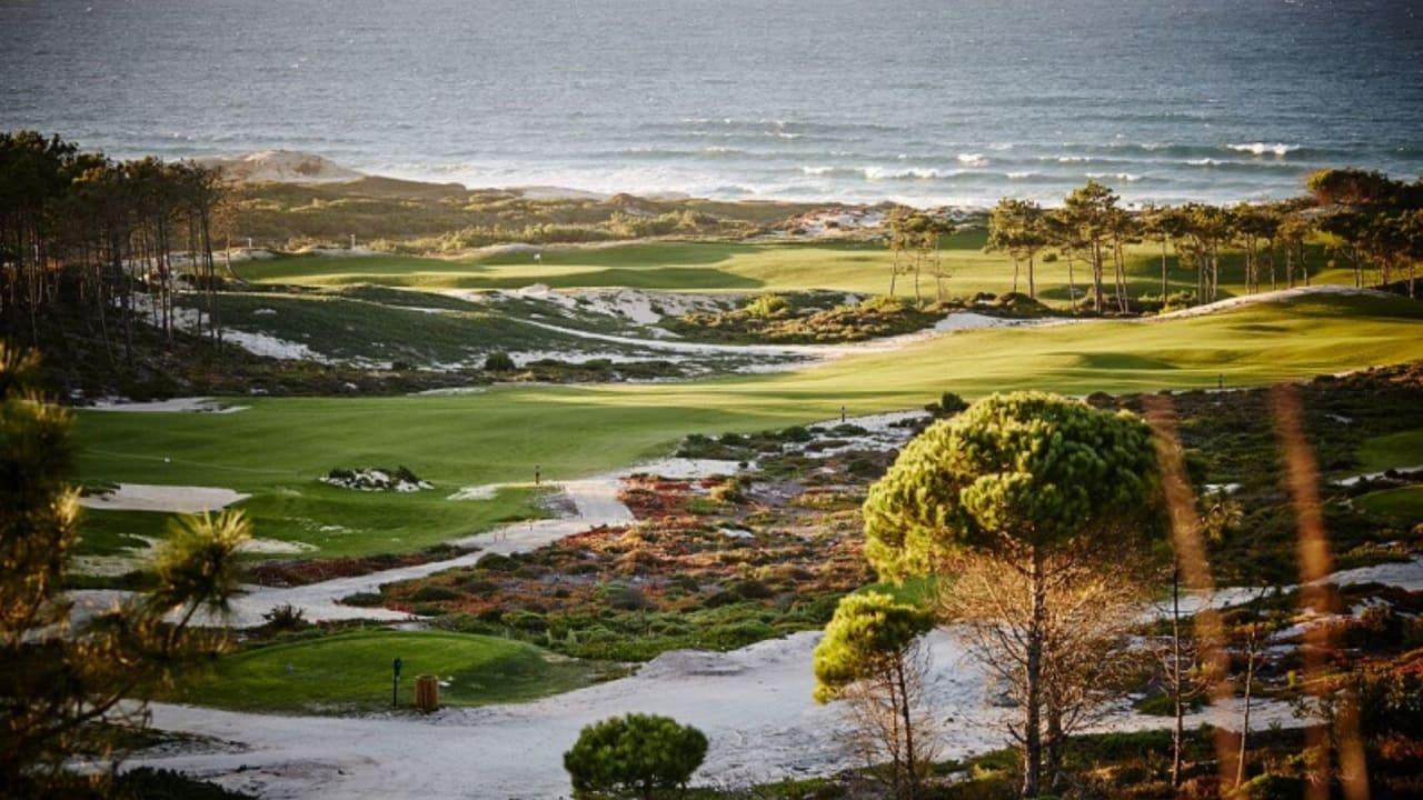 Der West Cliffs Links Course in Portugal gehört zu den absoluten Schwergewichten in Europa. (Foto: Praia D'el Rey Golf)