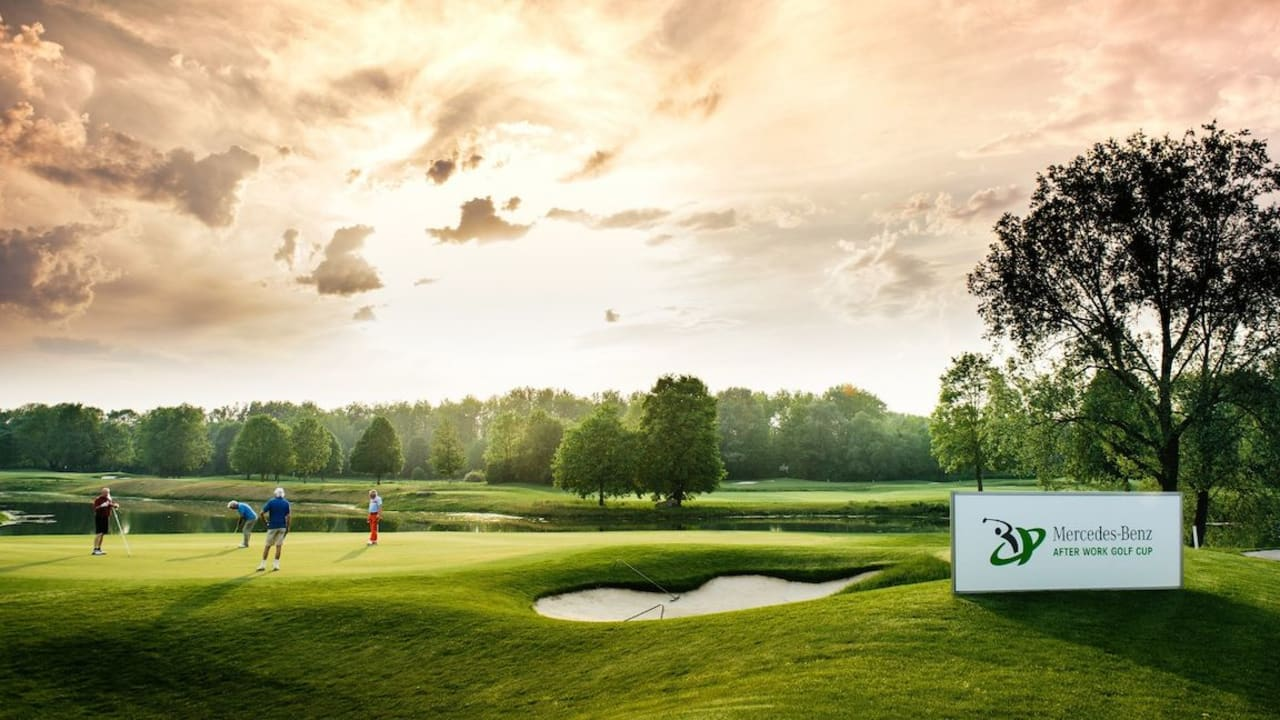 Erleben Sie den Mercedes-Benz After Work Golf Cup! (Foto: Mercedes-Benz)