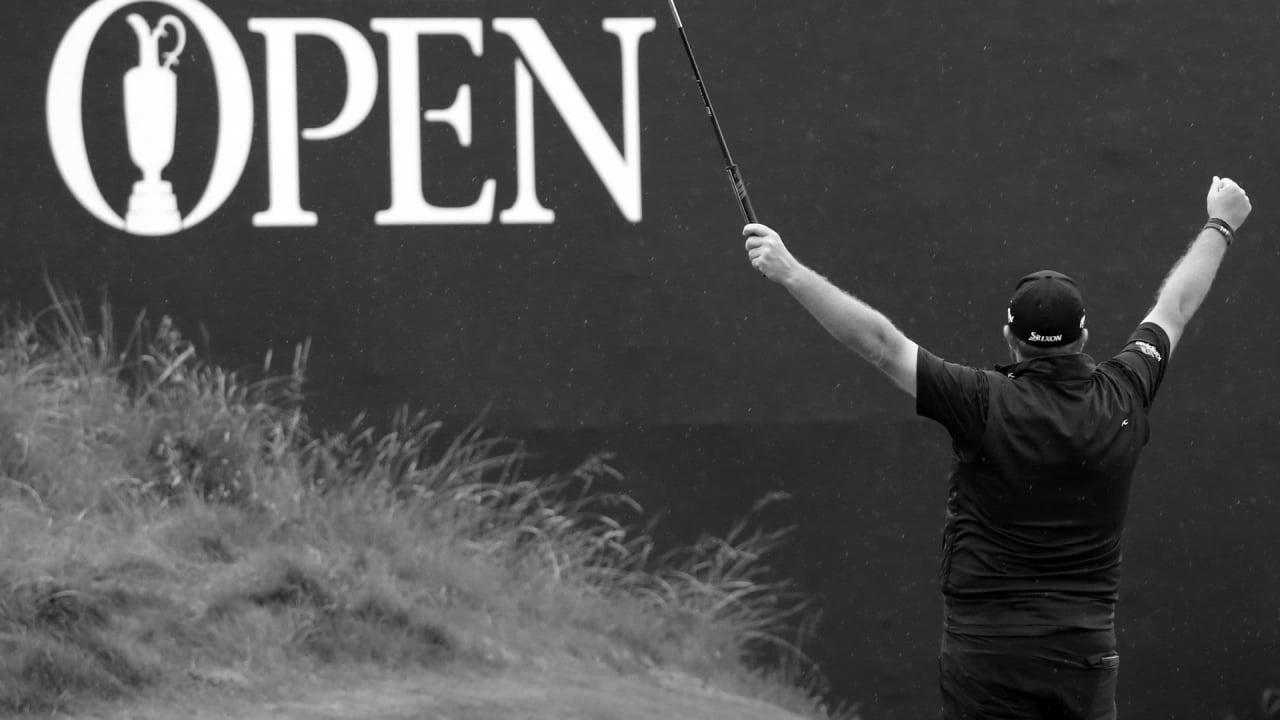 Shane Lowry hat bei der Open seinen ersten Majortitel gefeiert. (Foto: Getty)