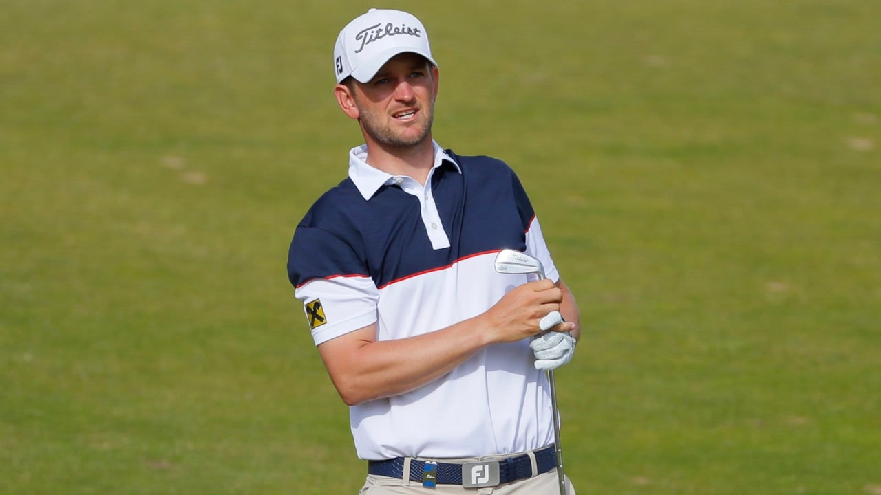 Bernd Wiesberger spielt eine starke Scottish Open auf der European Tour. (Foto: Getty)