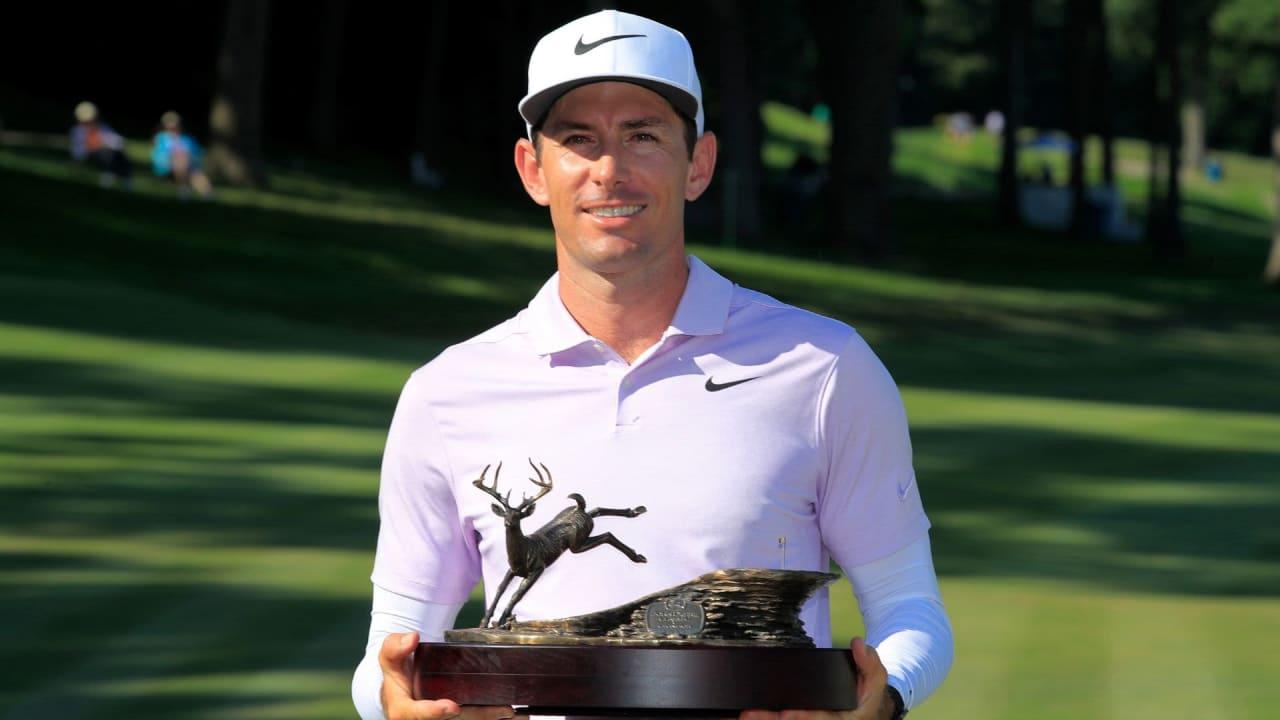 Erstmaliger Sieger auf der PGA Tour: Dylan Frittelli. (Foto: Getty)