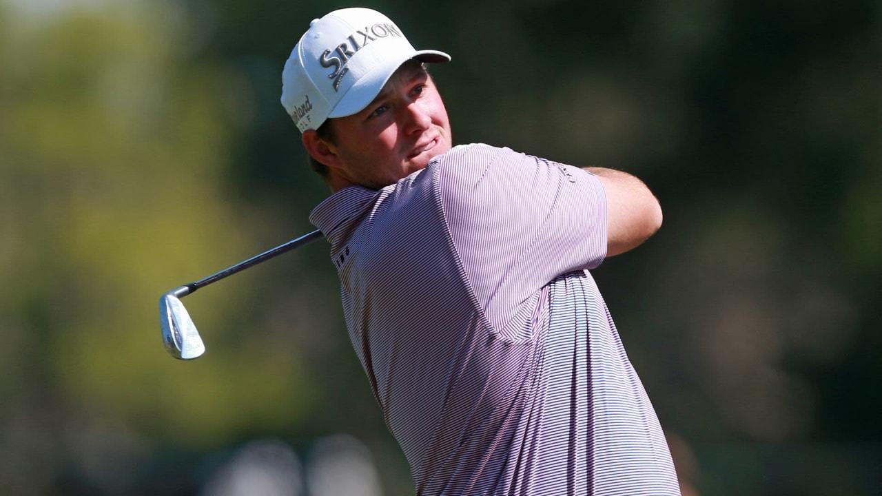 Sepp Straka hat bei der John Deere Classic auf der PGA Tour nur vier Schläge Rückstand auf die Führenden. (Foto: Getty)