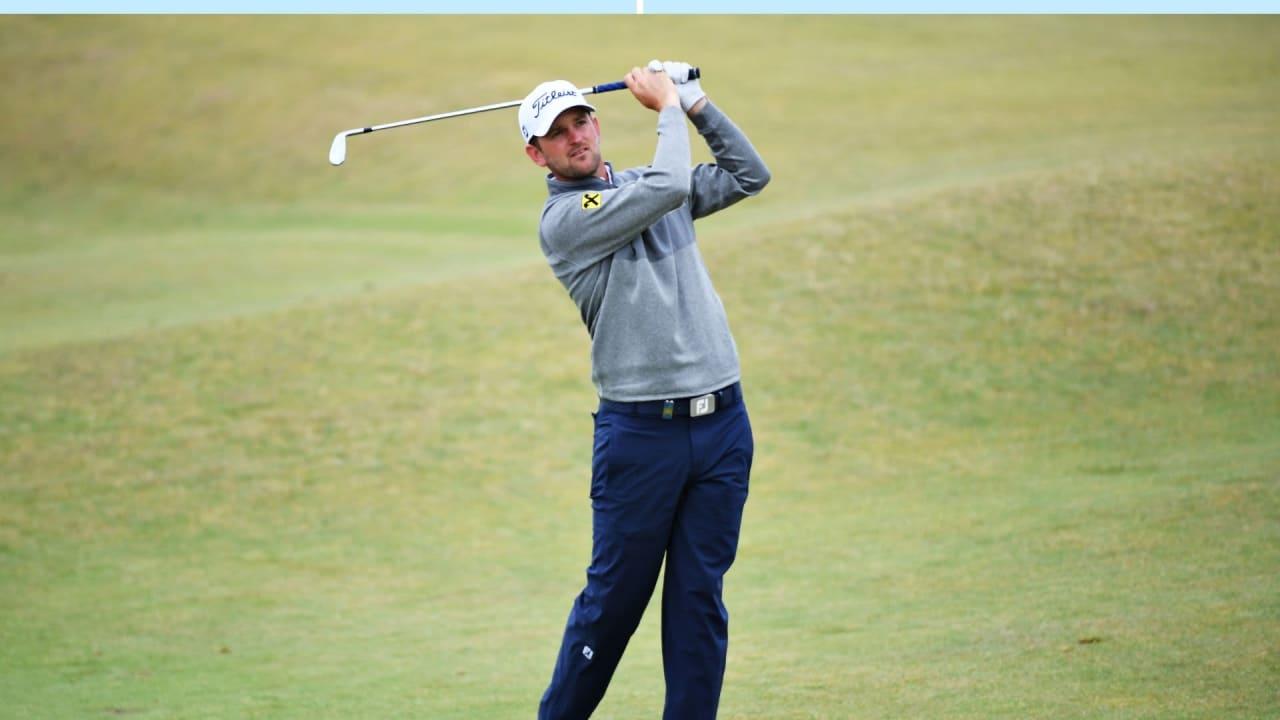 Bernd Wiesberger befindet sich aktuell in der Spitzengruppe der Irish Open. (Foto: Getty)