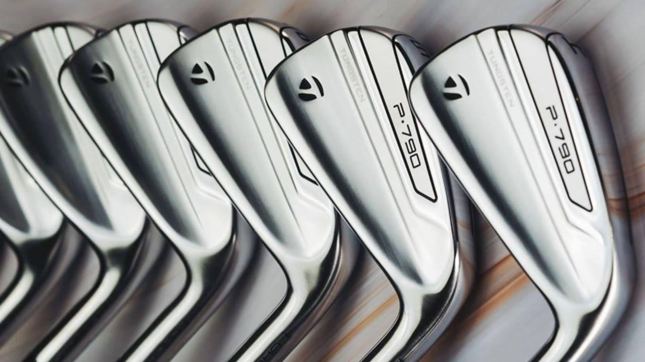 Einige Neuerungen bei den TaylorMade P790 Eisen. (Foto: TaylorMade)