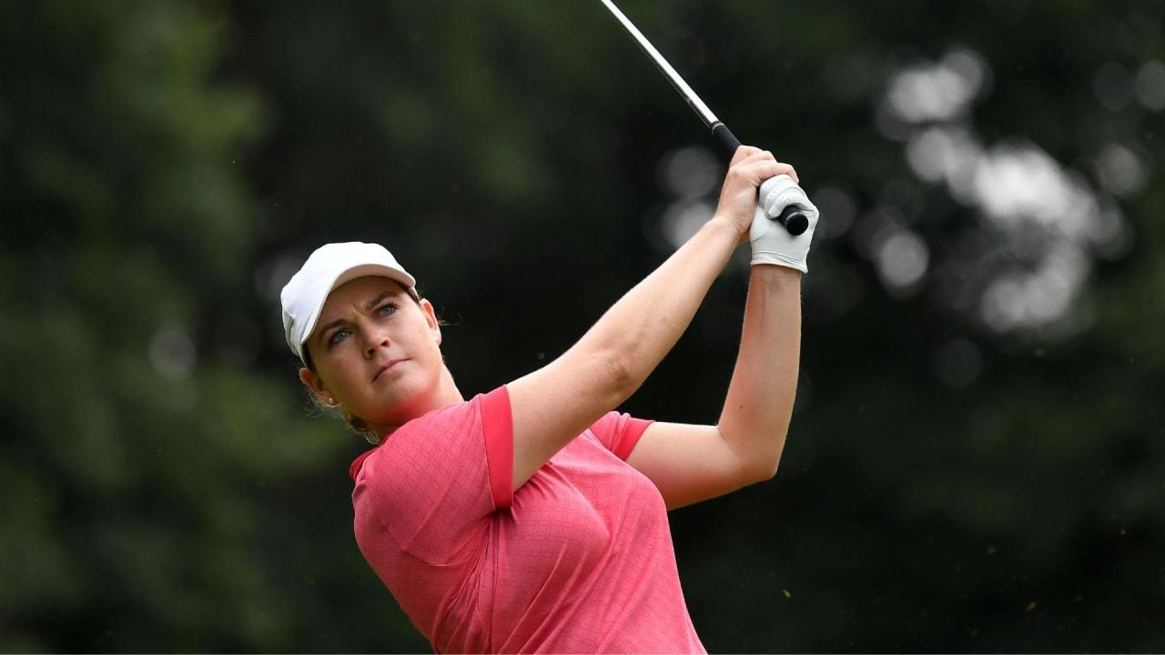 Caroline Masson sorgt auf der LPGA für ein weiteres tollen Resultat. (Foto: Getty)