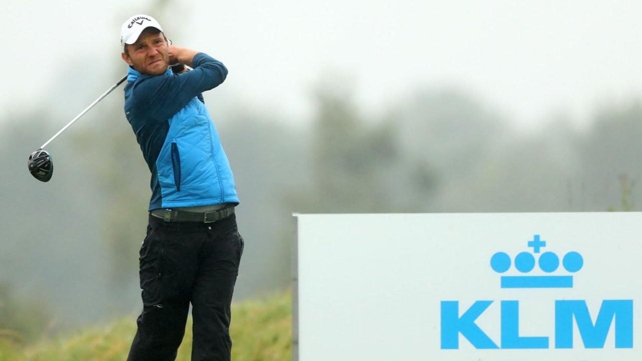 Mit einem Eagle zum Schluss seiner Runde liegt Max Kieffer in aussichtsreicher Position auf der European Tour. (Foto: Getty)