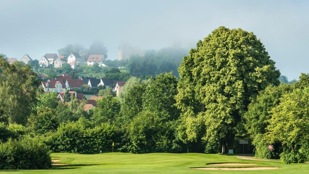Der Golfkalender 2020 mit dem Golfclub Abenberg. (Bildquelle: Stefan von Stengel)