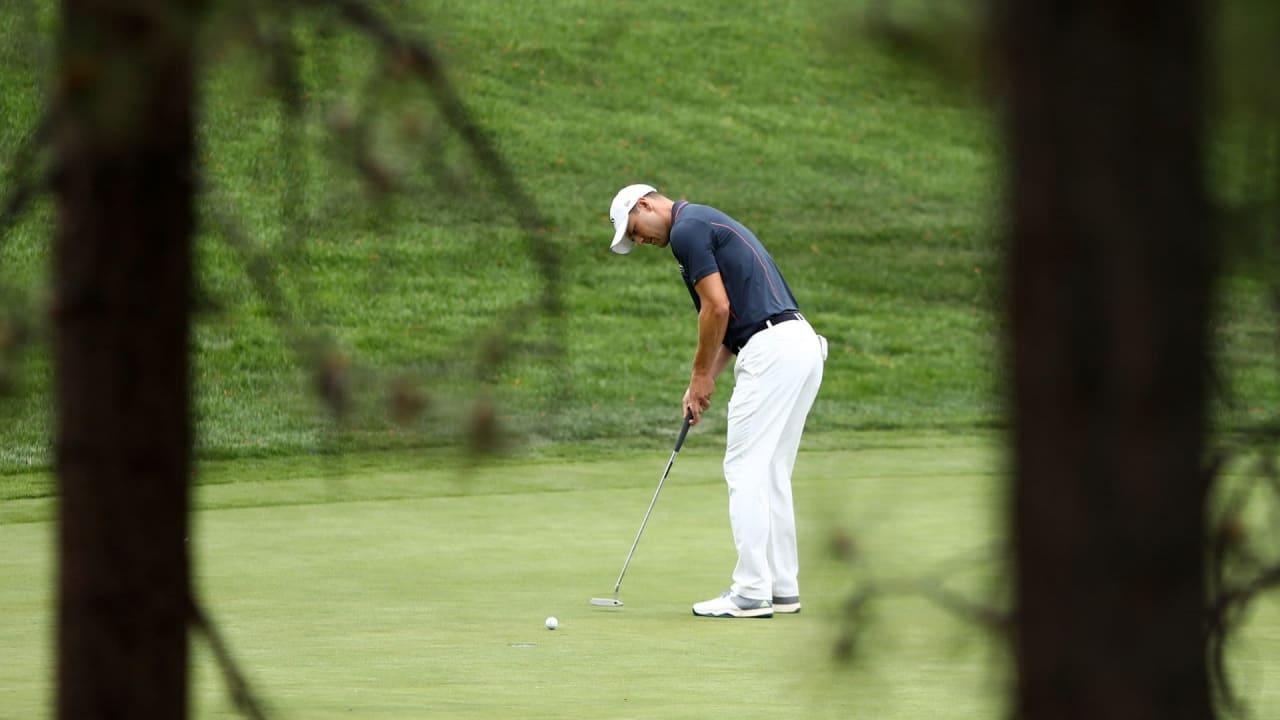 Martin Kaymer im Interview mit Golf Post. (Foto: Getty)