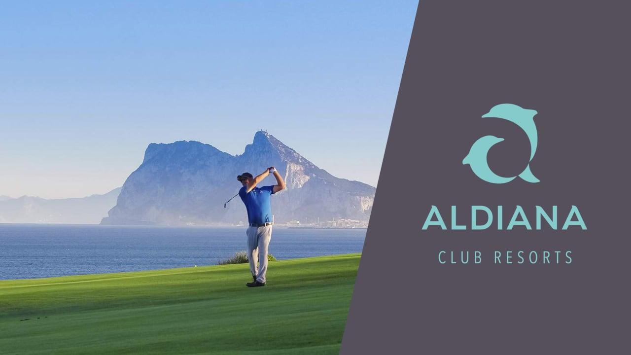 Mit Aldiana und Golf Post ging es für Joshua Schuett zur Costa del Sol. (Foto: Alcaidesa Golf)