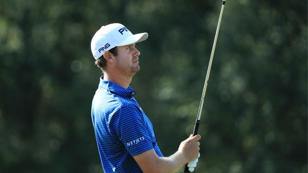 Zwei starke Runden bescheren ihm die Führung auf der PGA Tour: Harris English (Foto: Getty)